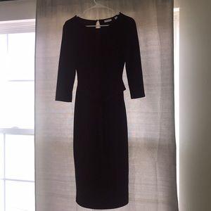 Maroon dress- New York & Company Size S